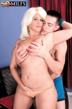 The big-assed Latin babe MILF and the larger than typical cock