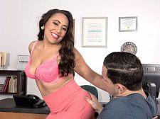 Gabriella Sky's astounding oral-sex skills