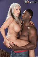 Sally takes on Jax Black's bigger than typical cock