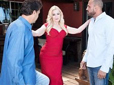 Robin Pachino acquires DP'd by her fresh neighbors
