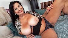 What big tits you have, Grandma!